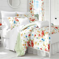 Summerfield Floral Comforter Set Multi Bright