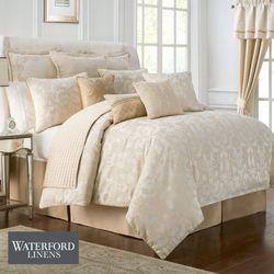Britt Comforter Set Gold