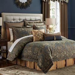 Cadeau Comforter Set Multi Warm