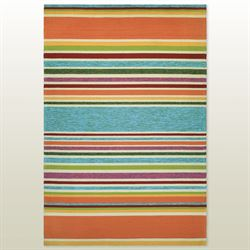 Batido Rectangle Rug Multi Bright