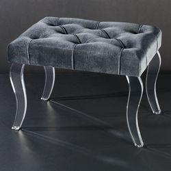Moda Vanity Bench Charcoal