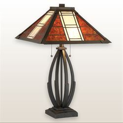 Suchitra Table Lamp Dark Bronze
