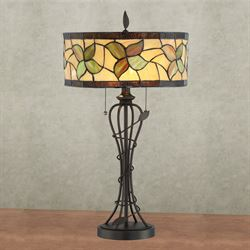 Jacintha Table Lamp Dark Bronze