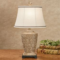 Eloise Table Lamp Light Taupe