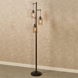 Thomas Floor Lamp Bronze