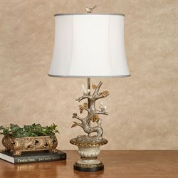 Amaya Table Lamp Gold