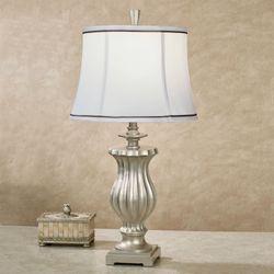 Felicity Table Lamp Platinum