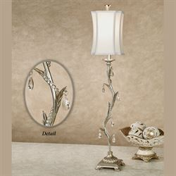 Clara Buffet Lamp Champagne Gold