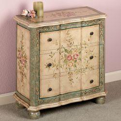 Marissa Floral Storage Che