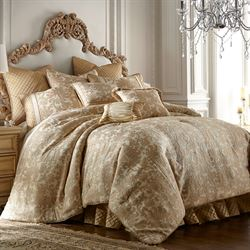 Casablanca Mini Comforter Set Light Almond
