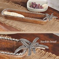 Starfish Cracker Boat Brown