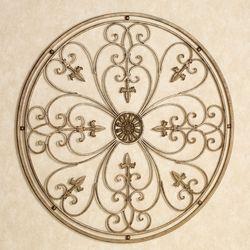 Ravenna Round Wall Grille