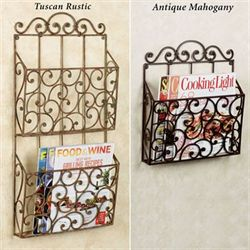 Lavinia Wall Magazine Rack