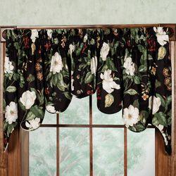 Garden Duchess Swag Valance Pair  100 x 30