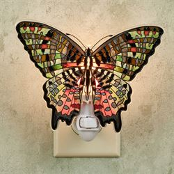 Madagascan Sunset Moth Nightlight Multi Warm