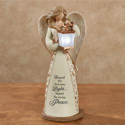Bereavement Angel Figurine Multi Earth