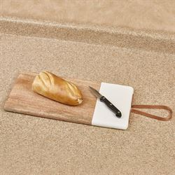 Bungalow Serving Board Brown