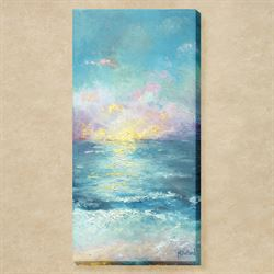 Showtime Canvas Wall Art Multi Pastel