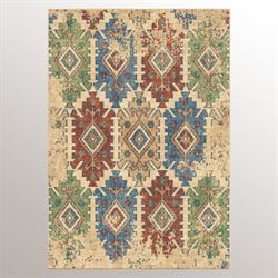 Borrego Rectangle Rug Natural