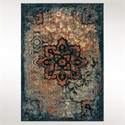 Canan Rectangle Rug Multi Jewel