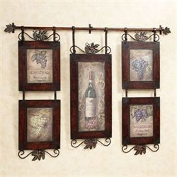 Emilion Wine Wall Art