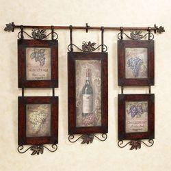 Emilion Wine Wall Art