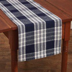 Dylan Plaid Table Runner 13 x 54