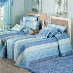Latitude Throw Bedspread