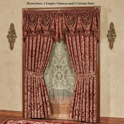 Palatial Tailored Curtain Pair