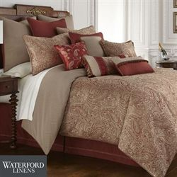 Cavanaugh Comforter Set Sunset