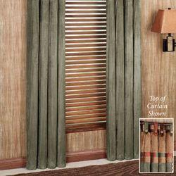 Fusion Tab Top Curtain Pair