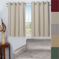 Worthington Short Grommet Curtain Panel