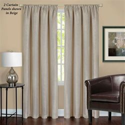 Braelyn Tailored Curtain Panel