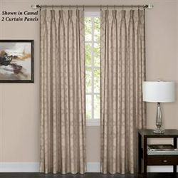 Riverside Pinch Pleat Curtain Panel