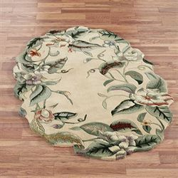 Floral Rugs Touch Of Class