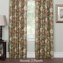 Arcadia Tailored Curtain Panel