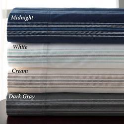 Regent Stripe Sheet Set