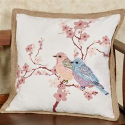 Glenwick Decorative Accent Pillow Multi Pastel 20 Square