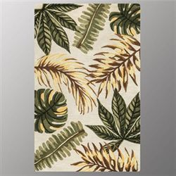 Moana Rectangle Rug Light Almond