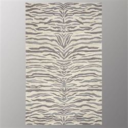 Differentia Rectangle Rug Gray