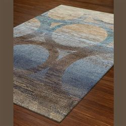 Chorley Rectangle Rug Multi Earth
