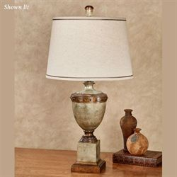 Julip Table Lamp Golden Bronze