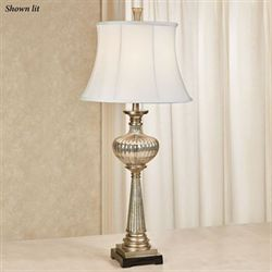 Lazarus Table Lamp Champagne Gold