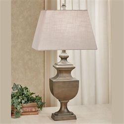 Traditional table lamps touch of class quentin table lamp bronze aloadofball Gallery