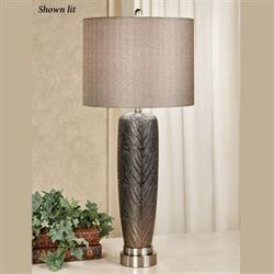 Anton Table Lamp Espresso
