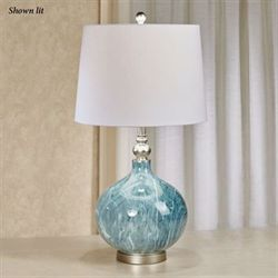 Howland Table Lamp Dark Teal