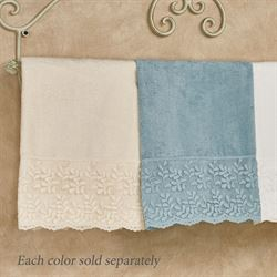 Carly Bath Towel Set Bath Hand Fingertip