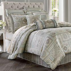 Marissa Comforter Set Aqua