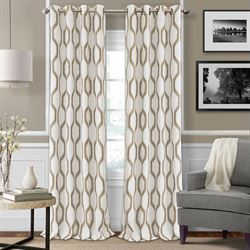 Bode Grommet Curtain Panel