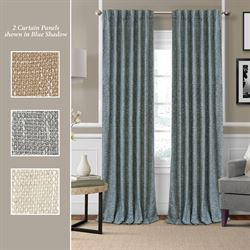 Calliope Tailored Curtain Panel